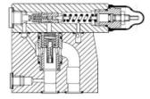 Гидрораспределитель Vickers 992359