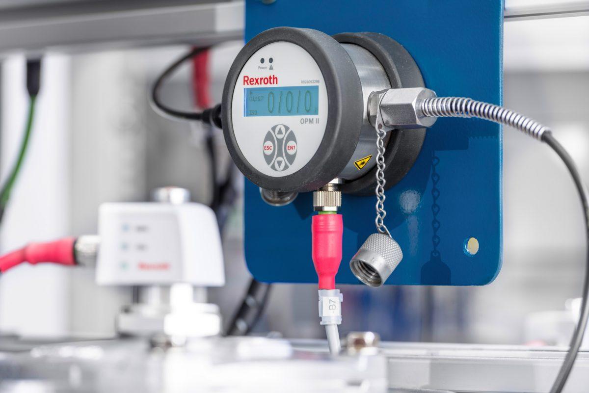 Прибор мониторинга класса чистоты масла OPM II